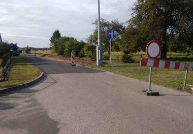 Ruszyła przebudowa dróg w gminie Buczek za 2mln zł