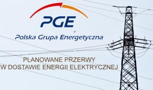 przerwy w dostawie energi