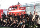 Sprawdzian umiejętności strażackich w Buczku