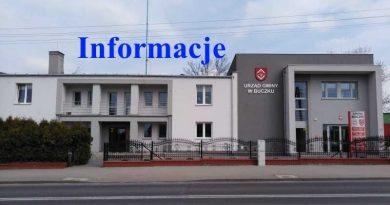 informacje urzędowe