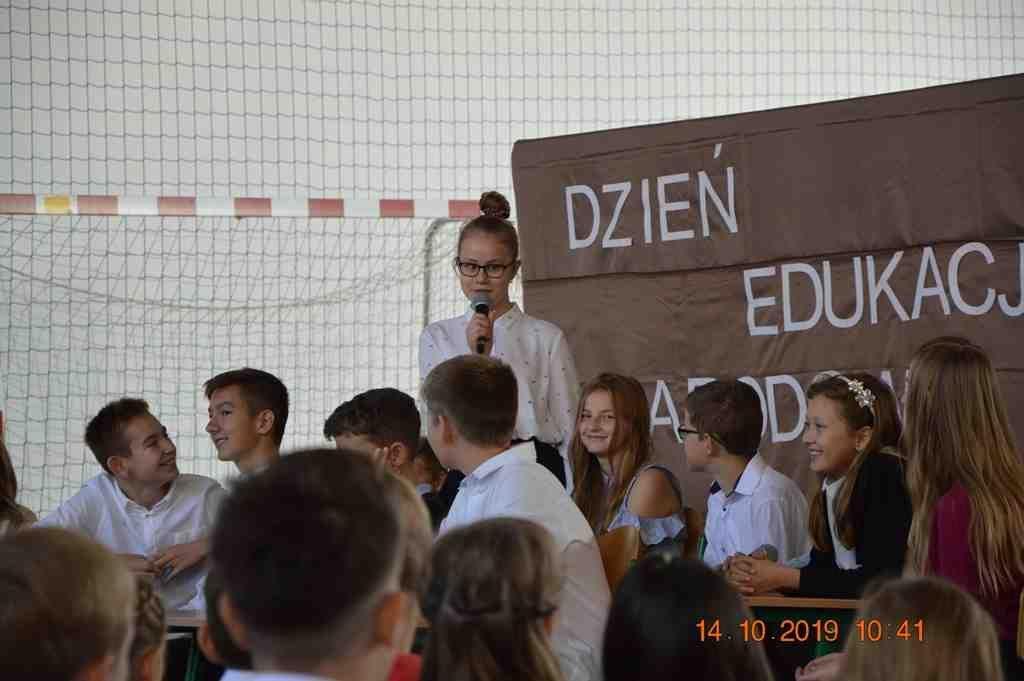dzień edukacji w SP Buczek