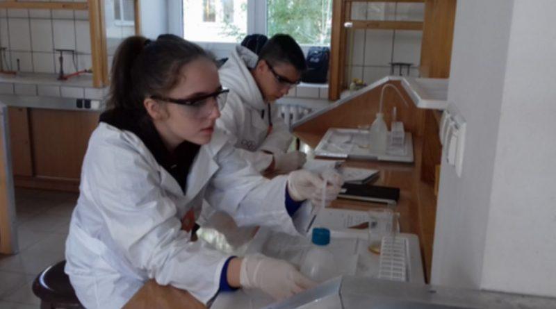 warsztaty chemiczne w Warszawie