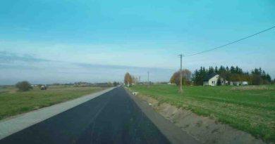 nowa droga Buczek - Józefatów