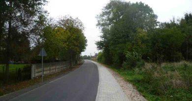 droga w Kowalewie