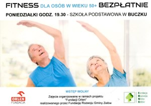 fitnes w Buczku