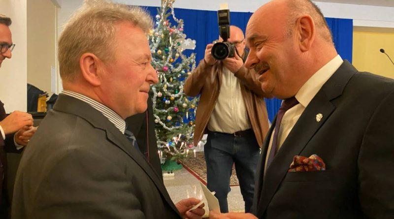 spotkanie opłatkowe w Piotrkowie