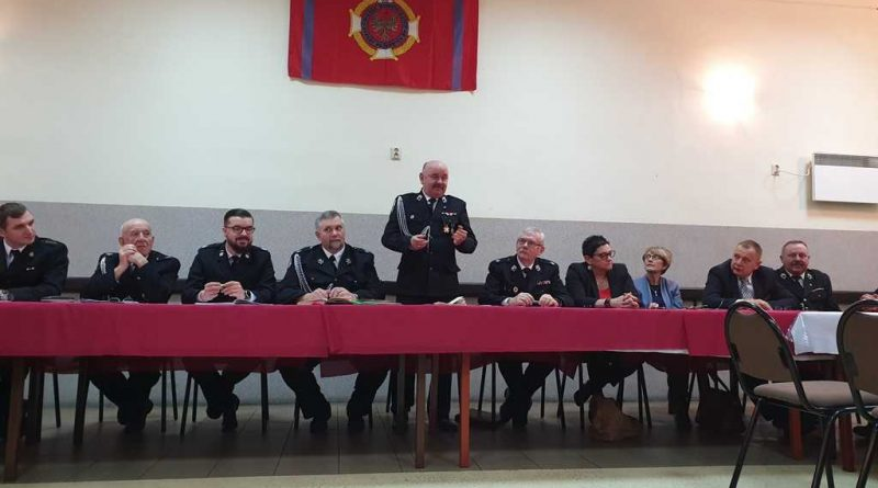 zebranie sprawozdawcze 2020r. w Maleni