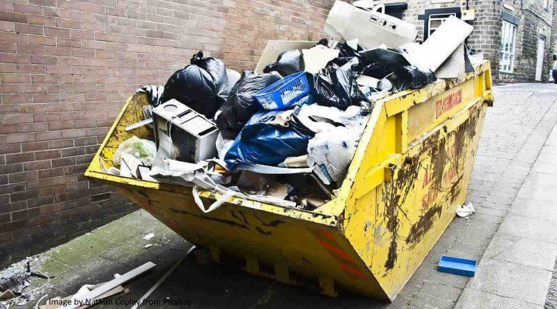 odpady - zbiórka 2020