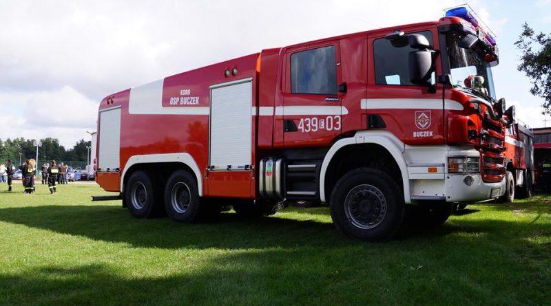 auto strażackie OSP Buczek