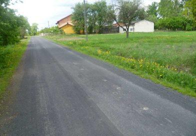 Remont drogi Sowińce – Strupiny i drogi wewnętrznej w Czestkowie F