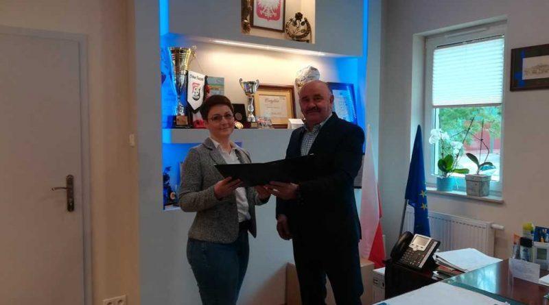 nowy dyrektor szkoły w Czestkowie