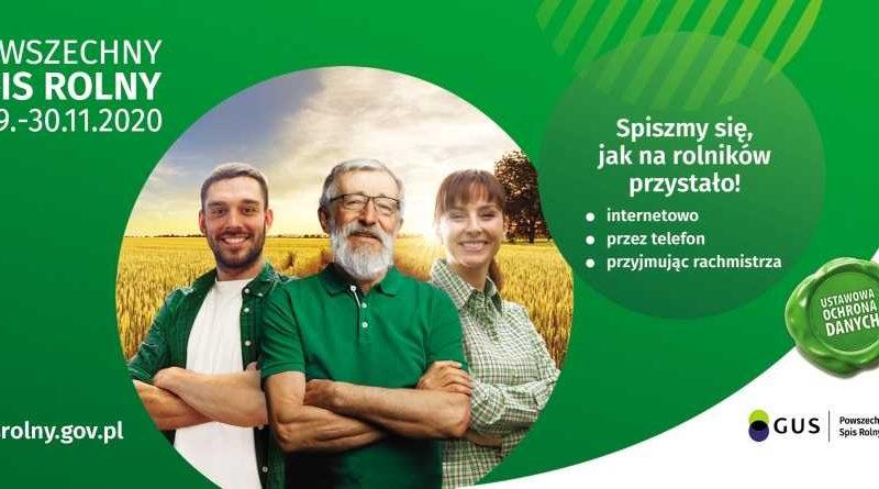 spis rolny - baner