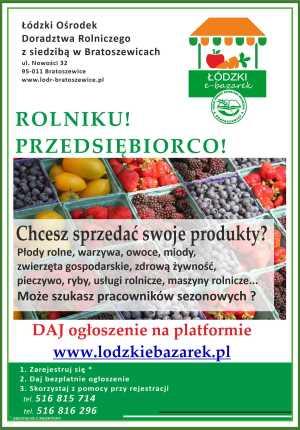 ulotka e-bazarek