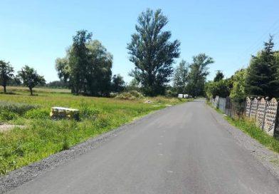 Gmina Buczek z dofinansowaniem na drogę rolniczą