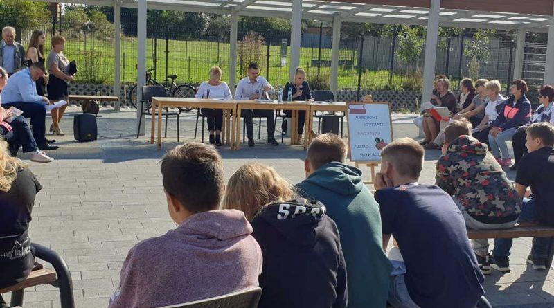 Narodowe czytanie w Gminie Buczek - wrzesień 2020