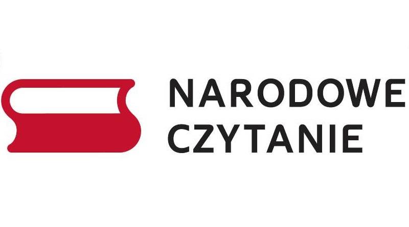 Logo narodowego czytania