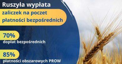 plakat - dpopłaty rolnicze