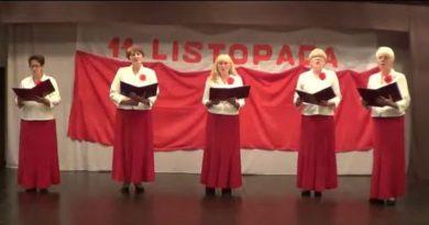 występy w Święto Niepodległości - listopad 2020