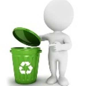 ikona - odpady