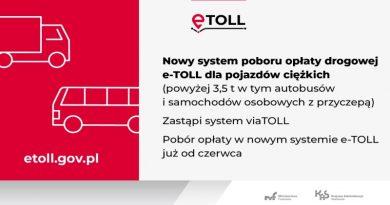 baner informacyjny e-toll