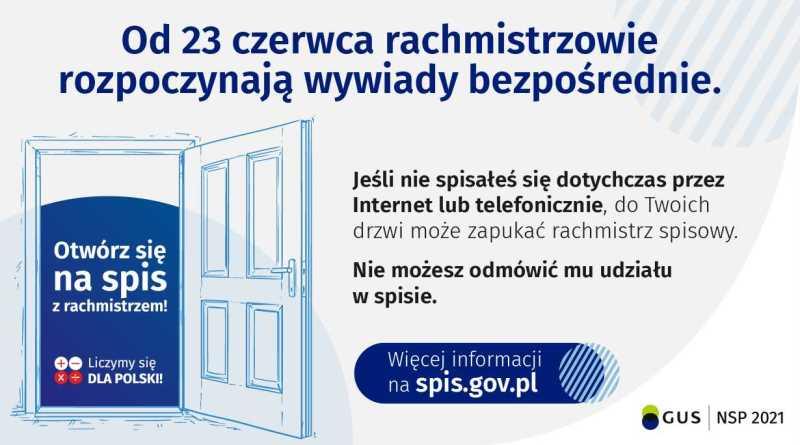 informacja spisowa ludności