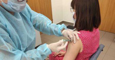 Szczepienia COVID w Buczku