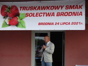 święto w Brodni - Truskawkowy Smak