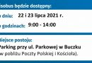 Spisobus w gminie Buczek