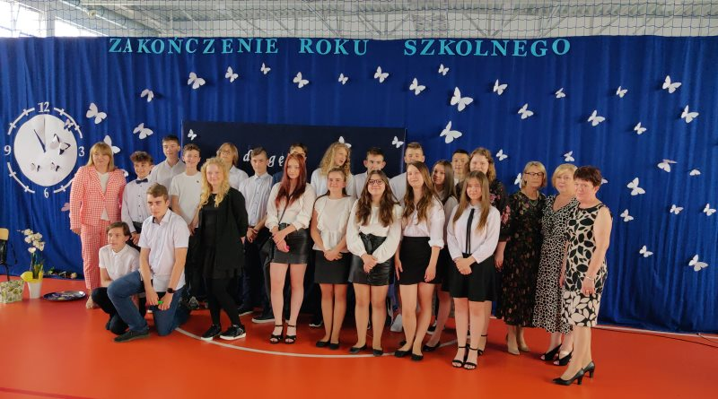 koniec roku szkolnego w Buczku