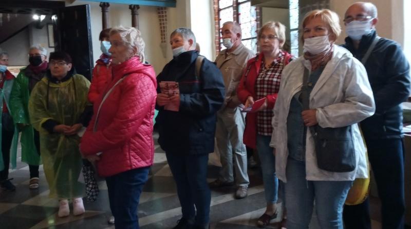 Wycieczka Koła Gospodyń Wiejskich z Bachorzyna do Darłówka