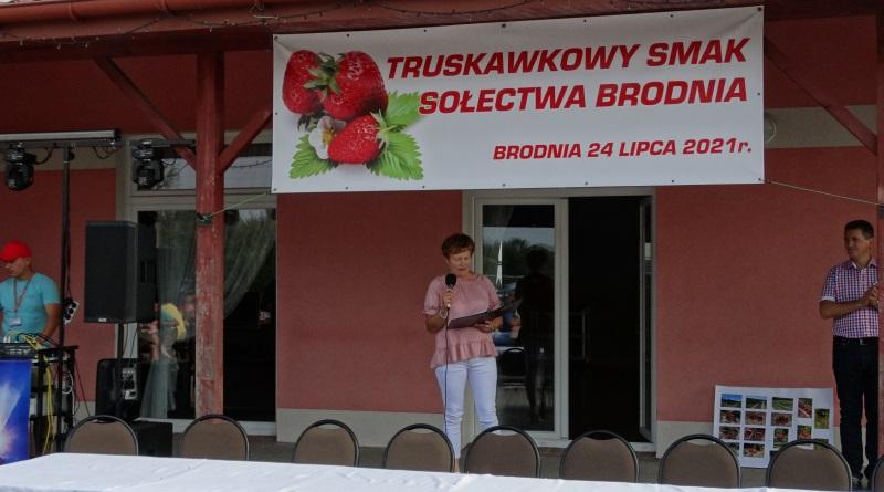 uroczystość w Brodni