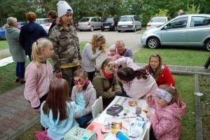 Festyn rodzinny w Luciejowie
